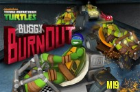 Teenage Mutant Ninja Turtles: Buggy Burnout Game