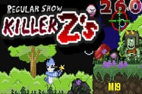 Regular Show :  Killer Z's Game