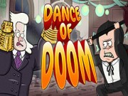 Regular Show :  Dance of Doom Game