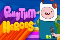 Play Adventure Time : Rhythm Heroes game