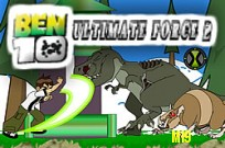 Play Ben10 Ultimate Force 2 game