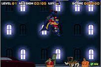 Play Batman's Ultimate Rescue game