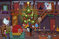 Play Casper's Haunted Christmas game