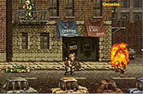 Play Metal Slug Rampage 3 game