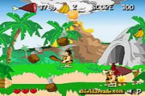 Play Timmy The Caveman game