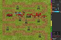 Play Duels Defense game