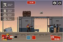 Play Sentry Fortress game