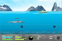 Play Sub Wars game