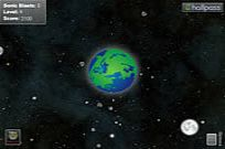 Play Earth Defense game