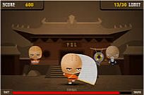 Play Shaolin Master game