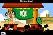 Play Slap Gaddafi game