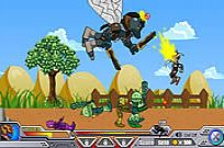 Play Armor Hero Big Rescue game