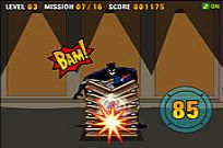 Play Batman's Power Strike game