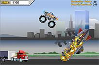 Play Monster Jam - Destruction game