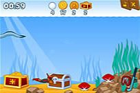 Play The Treasure Ocean game