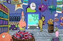 Play Sponge Bob Square Pants: Plankton's Krusty Bottom Weekly game