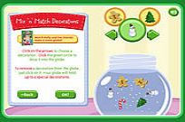 Play Create A Snow Globe game