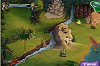 Play Scooby Doo - River Rapids Rampage game