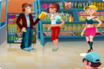 Play Naughty Supermarket game
