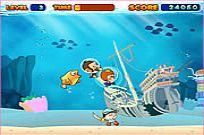 Play Under The Sea game