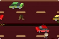 Play Frog In City game