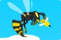 Play Wasp game