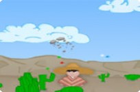 Play Mexican Hat Catch game