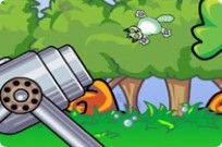 Play Critter Cannon game