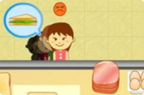 Play Sandwich Dash game