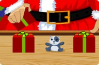 Play Juggler Santa game