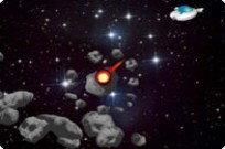 Play Asteroids Revenge 3 game
