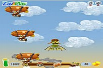 Play Goblin Flying Machine game