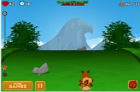 Play Wolfy's Adventure game