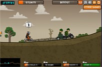 Play Cyclomaniacs Epic Darwin Watterson game