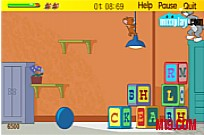 Play Tom & Jerry School Adventure game