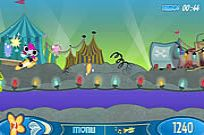 Play Maggie's Rainy Ride game
