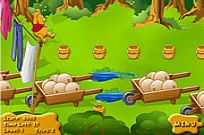 Play Pooh's Honey Chase game
