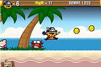 Play The Puke Pirate game