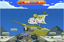 Spongebob And The Treasure Game