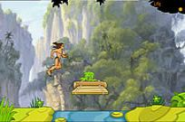 играя Tarzan Jungle Of Doom игра