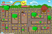 Play Orange Collecting Adventure game