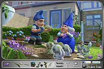 Play Gnomeo And Juliet - Hidden Objects game