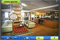 Play Modern House Hidden Objects game