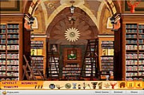 Play Library Hidden Object game