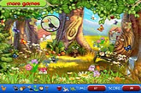 Play Sweet Garden Hidden Objects game