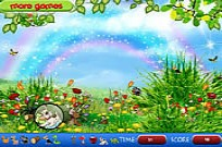 Play Magic Garden Hidden Object game