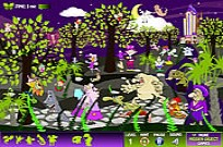 spielen Funny Creatures - Hidden Objects Spiel