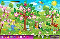 Play Easter Hidden Objects game
