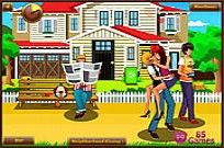 Neighborhood Kissing 2 Game