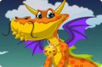 Play Dragon Dressup game